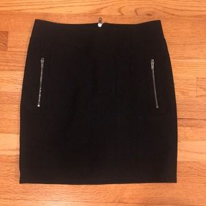 Helmut Lang Skirt with Zippers